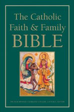 Catholic Faith Family Bible
